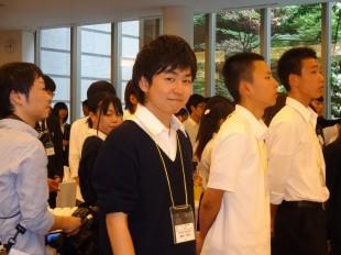 第1期生合格!英語科2年 細矢時也さん